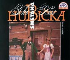 ██ OPER ║ Bedrich Smetana (*1824) ║ HUBICKA ║ DER KUSS ║ THE KISS ║ 2CD