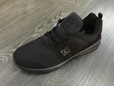 DC SHOES  Heathrow black/black scarpe running leggere suola schiuma