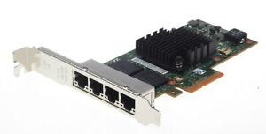IBM Intel Quad Port Gigabit Ethernet Adapter // Intel I350-T4 / 00AG522