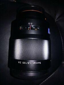 Sony SAL 135mm f/1.8 AF MF Lens