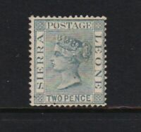 Sierra Leone - #26 mint, cat. $ 62.50