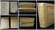 Formolario degli atti prescritti... - Camillo Ciabatta – Vol. 1-2 Roma 1837