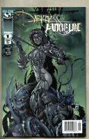 Darkness / Witchblade Special #1-1999 nm- 9.2 Giant Size Newsstand Variant cover