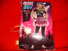 ROCKIN 80'S POP PARTY TEEN HALLOWEEN COSTUME ONE SIZE