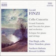 Finzi: Cello Concerto; Grand Fantasia & Toccata; Eclogue, New Music