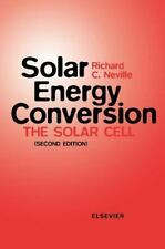 Solar Energy Conversion, Second Edition: The Solar Cell-ExLibrary