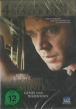 DVD - A Beautiful Mind - Genie und Wahnsinn (Einzel-DVD) NEU / #595