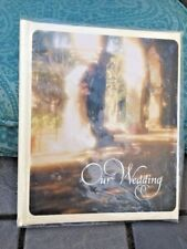 "Vintage 1978 Gibson ""Our Wedding"" Record Album w/Plastic Dust Jacket"
