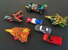 TRANSFORMERS/ Gen 2 Hasbro Takara Cyberjets(3)/ Autobots(3)/ Jetstorm(1)1992-94