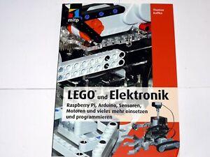 LEGO® und Elektronik von Thomas Kaffka (Taschenbuch)