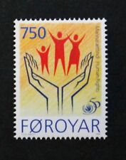 50th anniversary of Universal declaration of human rights stamp, 1998, MNH