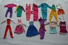Tenues Barbie vintage 1984 Fashion Fun