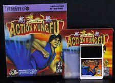 Jackie Chan's Action Kung Fu w/ Box & Manual TurboGrafx-16 1992 NEC Hudson Soft