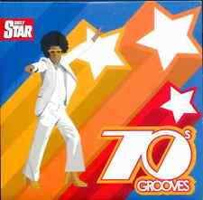 70s GROOVES: JAMES BROWN, ROSE ROYCE, MARVIN GAYE, DETROIT EMERALDS, TAVARES
