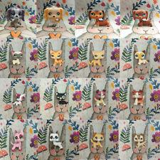 Littlest Pet Shop LPS Birthday Toy Shorthair Cat Dachshund Collie Great Dane Dog