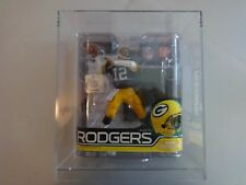 mcfarlane nfl football figure ARRON RODGERS green bay packers green common