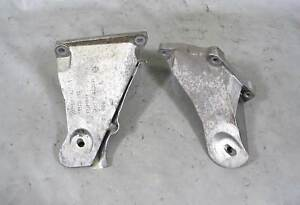 2004-2010 BMW E60 E63 N62 N62TU V8 Engine Motor Mount Support Arm Pair OEM USED