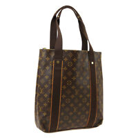 LOUIS VUITTON CABAS BEAUBOURG SHOULDER TOTE BAG CA0142 MONOGRAM M53013 03411