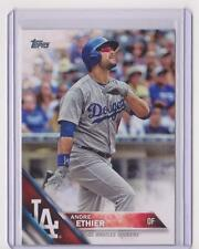 2016 TOPPS ANDRE ETHIER BASE CARD - CARD #11 - DODGERS - FREE SHIPPING