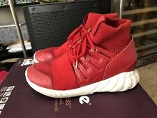 Adidas Tubular Shoes Men's Chinese new year monkey year red color