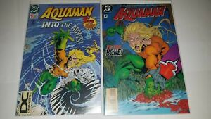 DC Comics - Aquaman and more - Lot of 19 Comic Books - Lot #98