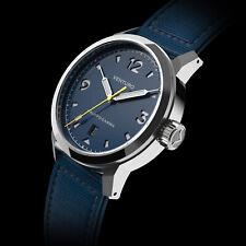 Gruppo Gamma Venturo orologio watch Singapore Microbrand Field Limited Blue