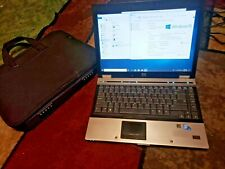 HP EliteBook 6930p (250GB,Intel Core 2 Duo 2.53GHz,4GB)Laptop Win10 Pro w/Bag