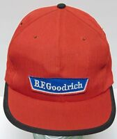 RARE Old Vtg 1970s BF GOODRICH TIRES ADVERTISING PATCH TRUCKER HAT MADE IN USA