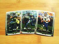 2014 Topps Chrome Seattle Seahawks TEAM SET (11) Cards