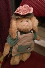 Boyd's Bears and Friends Bailey and Friends Emily Babbitt The Rabbit plush bunny