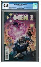 Extraordinary X-Men Annual #1 (2016) Lim Variant CGC 9.8 EB746