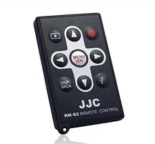 JJC RM-S2 RM Series IR Remote Control re. FUJIFILM RC-S2 for FINEPIX S2000HD