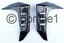 carbon fiber radiator covers fairings protectors Kawasaki Z1000 2003-2006 ZRT00A