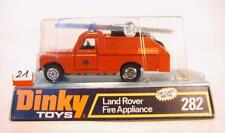 Dinky Toys 282 Land Rover Fire Appliance in Box #021