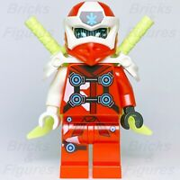 Ninjago LEGO® Digi Kai Red Ninja Prime Empire Minifigure 71713 71714 71707 71710