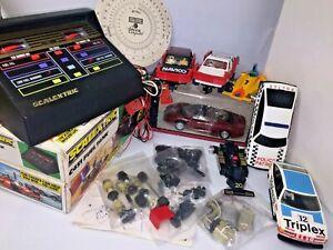 Job Lot Scalextric - C451 Fuel Tank-C230-Jaguar XJ220+Many Spares-Cars/Parts etc
