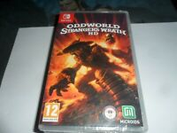ODDWORLD  STRANGERS WRATH HD  NINTENDO  SWITCH GAME  NEW SEALED