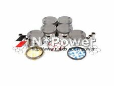 PISTON & HASTINGS RING SET 0.50MM+ FOR HOLDEN COMMODORE VL RB30 TURBO RB30ET