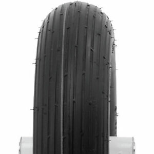 Oregon 58-013 Tire 480 / 400-8 Wheelbarrow Rib 4 Ply Tubeless