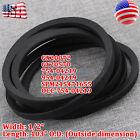 Deck Belt for Scotts Models L17.542 2002 John Deere D100-D130, L100 and L125