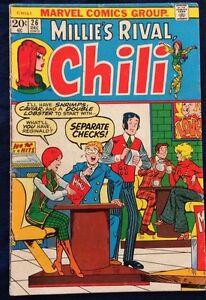 Chili, Millie's Rival #26 (Marvel, Dec. 1973)