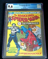 AMAZING SPIDER-MAN 129 CGC 9.6