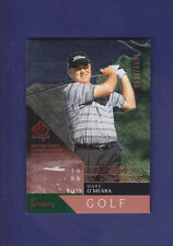 Mark O'Mera 2003 UD Golf SP Authentic #95 Salute to Champions #1099/1998