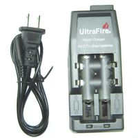UltraFire wf-139 Rapid Charger for 2x 18650 17670 14500 14650 Lithium Batteries