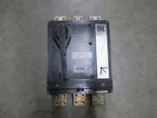 Sq D PAF361600F 1600A Frame 1400A Rated 3P 600V Circuit Breaker MO/FM Used E-Ok