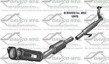 Davico 19072 Direct Fit Catalytic Converter 5 Year 50-000 Mile Warranty