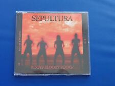 Sepultura-ROOTS maestro Roots, cd heavy metal collezione #82