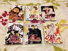 Ze Yuki Shimizu Mint in English 3 4 5 7  Shrinkwra RARE