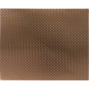 Range Kleen Copperwave 1-Piece Counter Mat