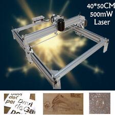 500mW 40x50cm Desktop Laser Incisore CNC Engraver Taglio Macchina Incisione 12V